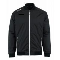 Куртка CCM Bomber Jacket BLK SR L