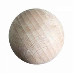 Мяч деревянный для дриблинга