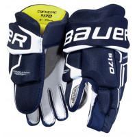Перчатки  YTH BAUER SUPREME S170 NAV 9