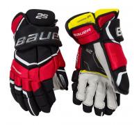 Перчатки   SR BAUER SUPREME S19 2S BLK 14