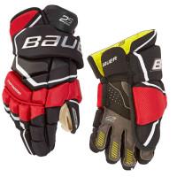 Перчатки   SR BAUER SUPREME S19 2S Pro BKW 14