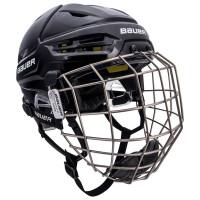 Шлем с маской BAUER RE-AKT 95 Combo WHT M